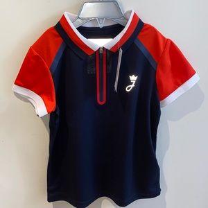 Boys Jacadi dry fit shirt